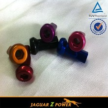 7075 Colored Nipples for MX and Supermoto Racing Motorcycles