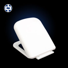 Hotel home toilet special square comfortable buffer cover