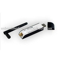 USB 2.0 54Mbps Wireless WIFI 802.11g LAN Card Adapter