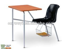 School single Classroom Desk With Chair