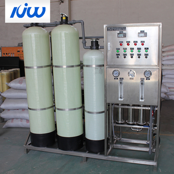 Large Scale Commercial Reverse Osmosis Water Filter Machine Treatment System Purification Equipment Epc