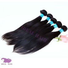 hair virgin peruvian hair straight with beautiful shiny apprearance