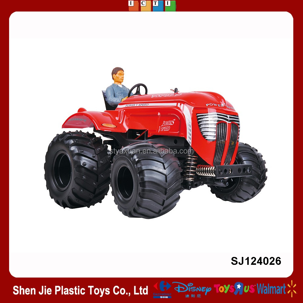 1/10 2WD hsp RTR rc stunt monster tractor