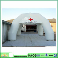 used medical inflatable igloo dome tent