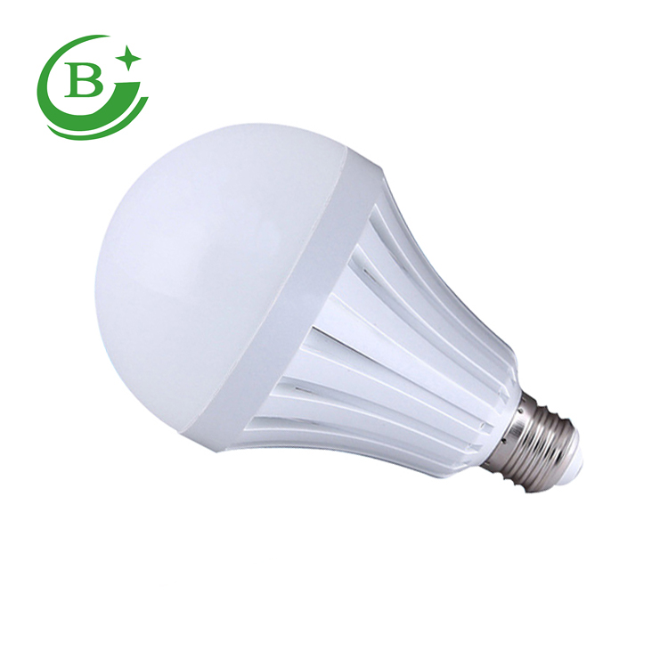 2017 5w 7w 9w 12w Intelligent led emergency light bulb