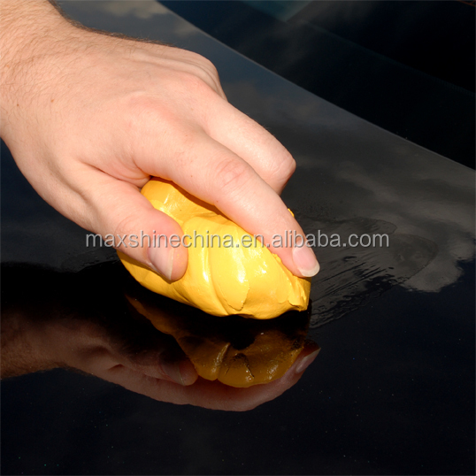 Magic Car Care Clean Clay Bar, Auto Detailing Clay Cloth