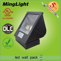 Meanwell driver Portable Commerical & Industrial 60w led wall pack light