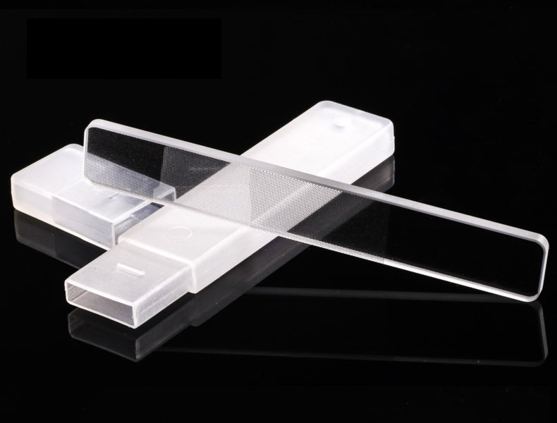 High Quality Manicure Nail File Glass