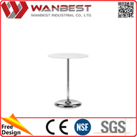 Acrylic Artificial Marble Top Dining Table Coffee Table