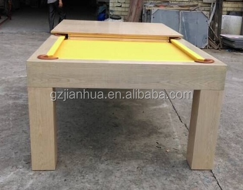 Hot Sales 7 ft 8 ft 9 ft pool dining table