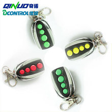 New Pilot Self-learning Transmitter Remote Control Duplicator QN-RD017X for garage door keyentry