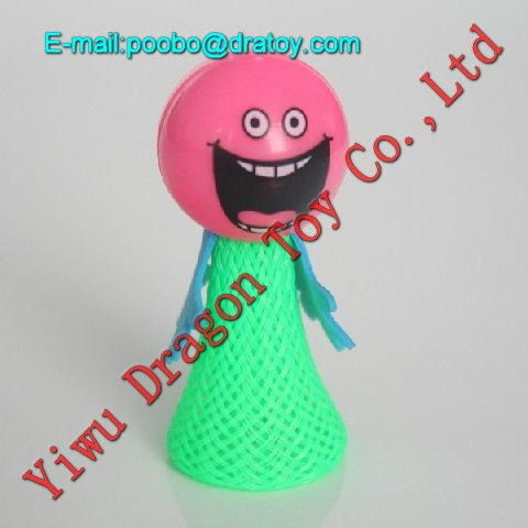 custom various promotional gifts,baby jumping toy factory