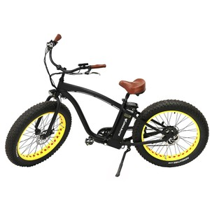 full suspension 48v 500w 26 inch fat tire electric fat bike