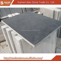 Honed blue limestone blue stone floor tile price