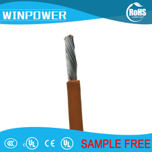 UL 3386 22 awg XLPE insulated copper electric wire