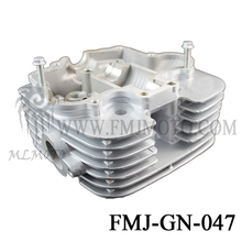 GN125CC motorcycle cylinder head in FMJMOTO