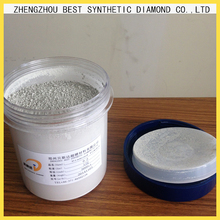 Polishing diamond slurry for sapphire wafer by polycrystalline diamond powder and slurry for polishing sapphire wafer