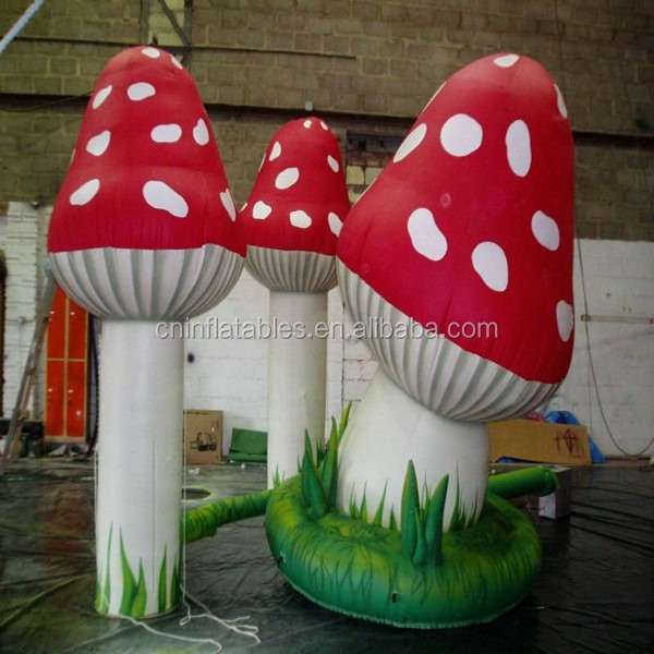 custom giant promotion inflatable advertising model/inflatable plant/inflatable flower