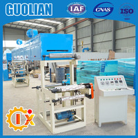 GL-500B original manufacturer multifunctional bopp adhesive tape coating machine line
