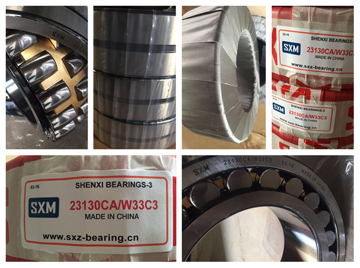 high quality spherical roller bearings 23948 23956