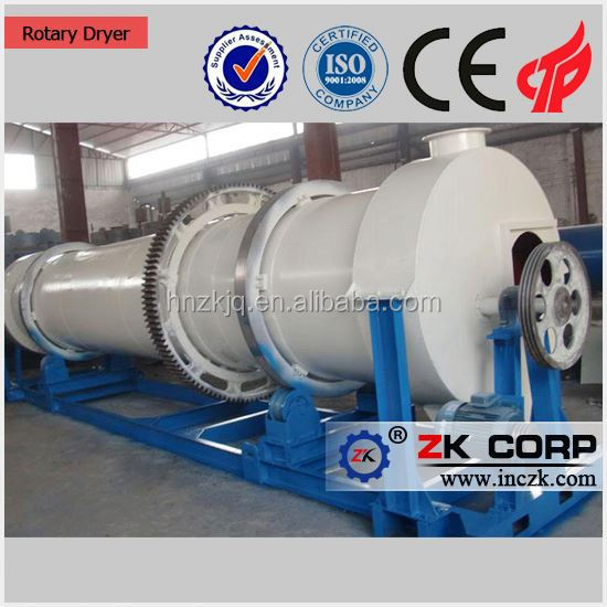New drying technology steam tube rotary dryer