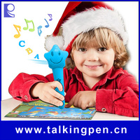 OEM/ODM Eco-friendly Material Smart Talking Pen of Educational Toy with Books