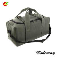 Zhejiang Manufacturers Foldable Canvas Trolley Luggage