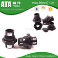 BSPT NPT tilting disc vertical horizontal plastic rubber non return check valve