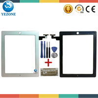 11 Years Professional Supplier Touch Screen For ipad 2, Mobile Phone Touch Panel For Ipad 2 Touch Screen Digitizer