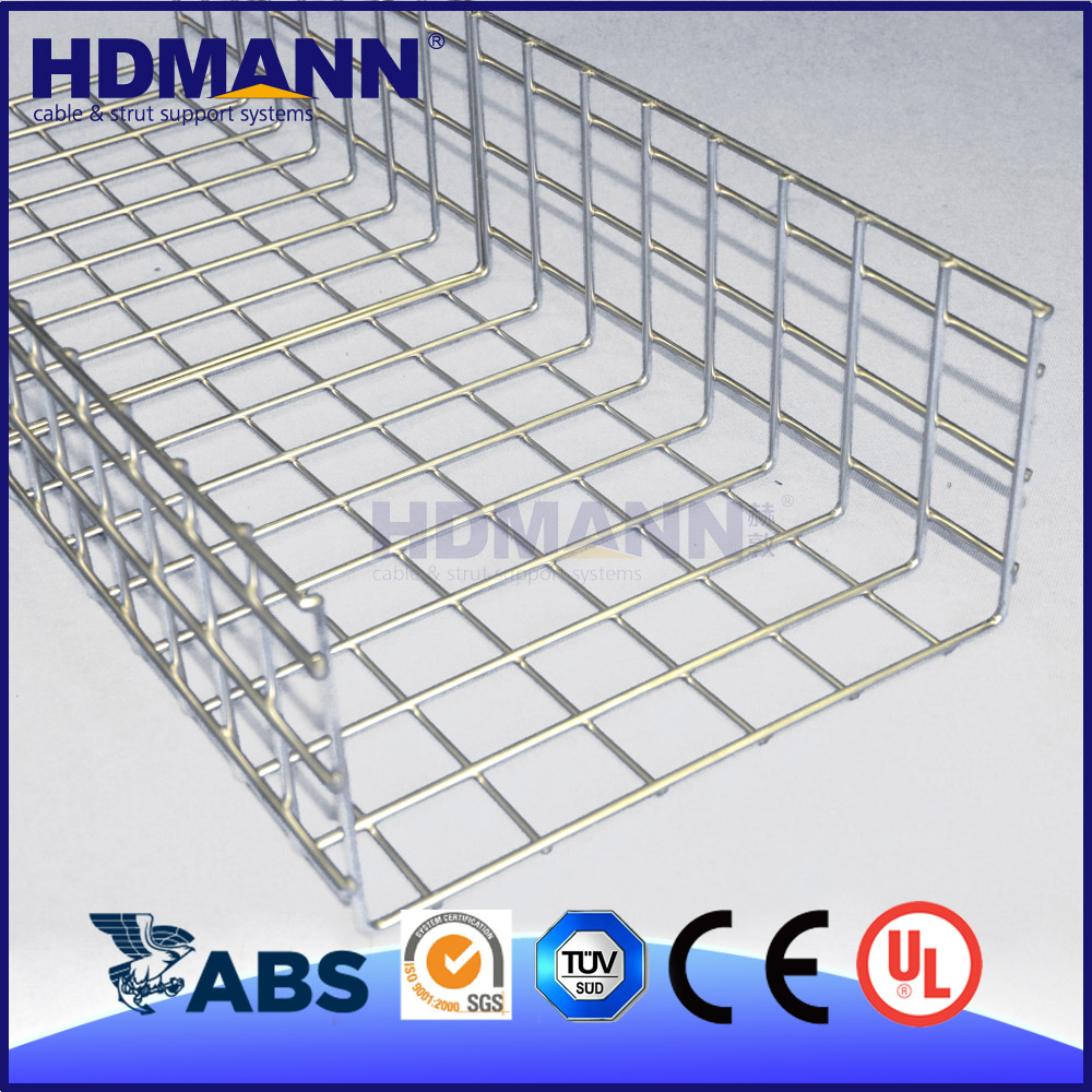 Professional High Quality Electrical Wire Basket Cable Tray