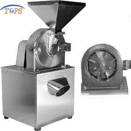 hot sale automatic almond flour mill/nuts grinding machine/spices grinder machines