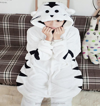 AIMINYZ New design chinese supplier lovely animal pajamas adult onesie sleepwear