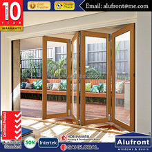 fireproofing aluminum profile sliding doors and window made in china with Low-E glass