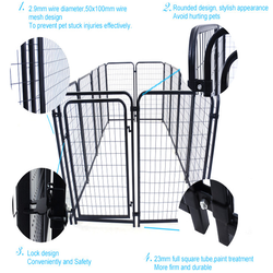 2015 dog kennel cage /Welded Wire Mesh Dog Cage / Dog Kennel Wire Mesh Fence