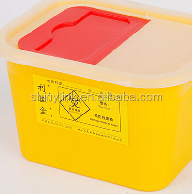 Hospital medical sharps container in health & medical Equipment