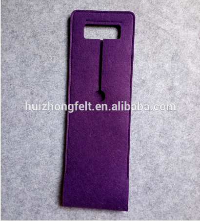 hot sale 100% pressed chemical fiber felt
