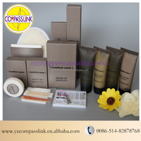Hot selling Hotel Amenities NEW! Disposable/guest room amenity set/Best Quality Hotel Bathroom Accessory