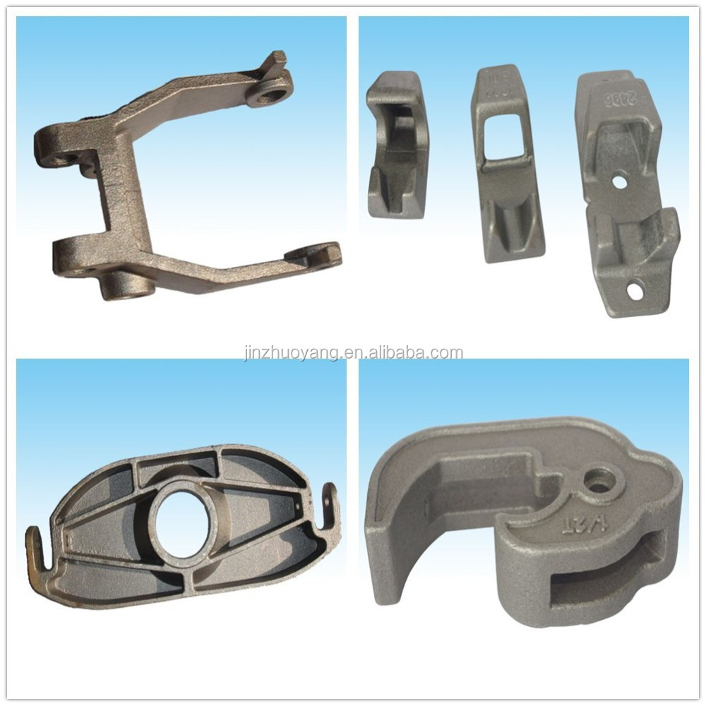 fcd 450 ductile iron casting part