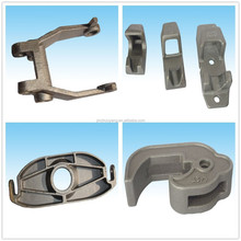 hebei casting factory fcd 450 ductile iron casting part