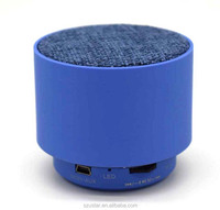 Promotional Guaranteed Quality Wireless Fabric Mini Blue tooth Speaker
