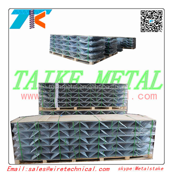 block work wire mesh/truss mesh reinforcement/masonry joint reinforcement truss wire