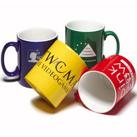 promotional gifts personalized Pantone Matched Colourcoat Mug