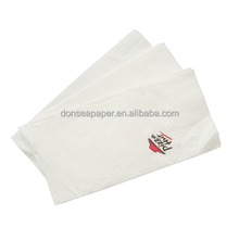 White Dinner Napkin-300 2-Ply White Dinner Napkins