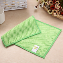Custom Microfiber Kitchen Cleaning Wipes Good Price Cleaning Cloth New R7547 Large Pearl Wipes