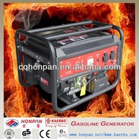 Electric Start 2.8kw Mini DC Power Generator