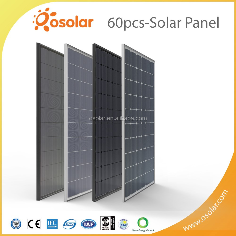 100w to 340w PV solar array with full certificate | solar array