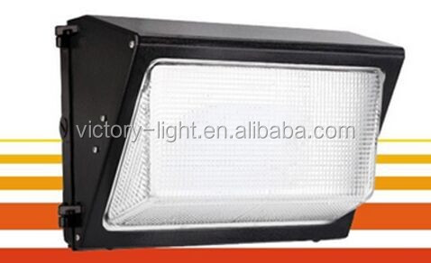 High quality IP65 tri-proof AC100-277v 100w led wall pack light for outside