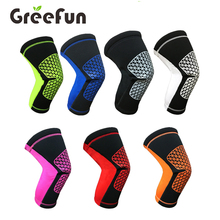 Fitness Running Cycling Knee pads Support Braces Elastic Nylon Sport Compression Knee Pad Sleeve for Basketball pads knee