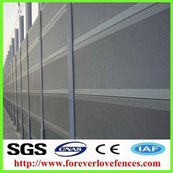 pmma closet board production line noise barrier