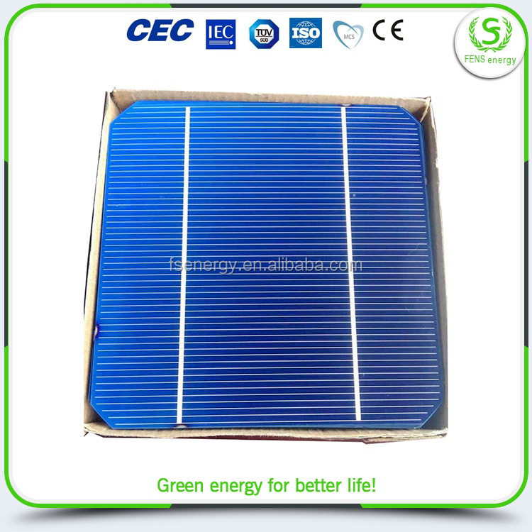 Super quality hot sale 5 inch silicon wafer for solar cell